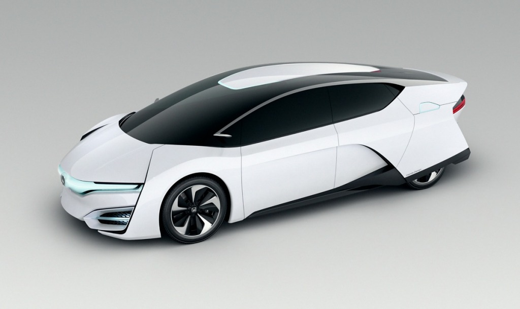 2021 Honda Fcev Price