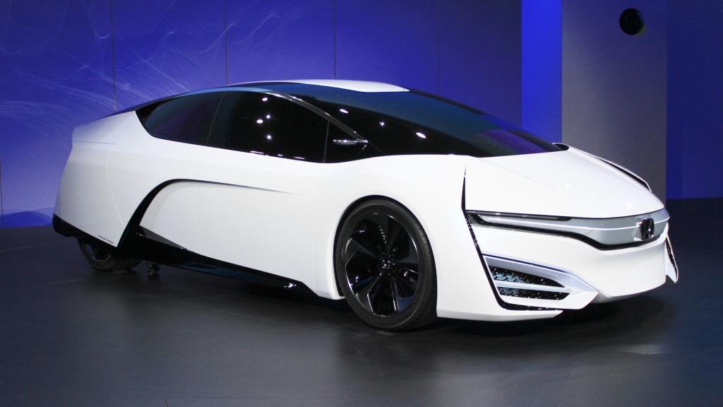 2021 Honda Fcev Release Date