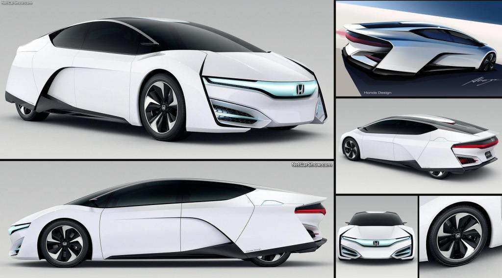 2021 Honda Fcev Specs