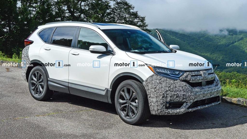 2021 Honda HRV Concept