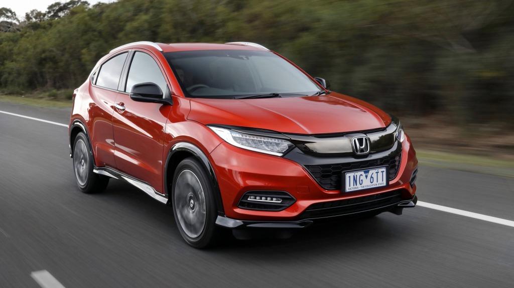2021 Honda HRV Redesign