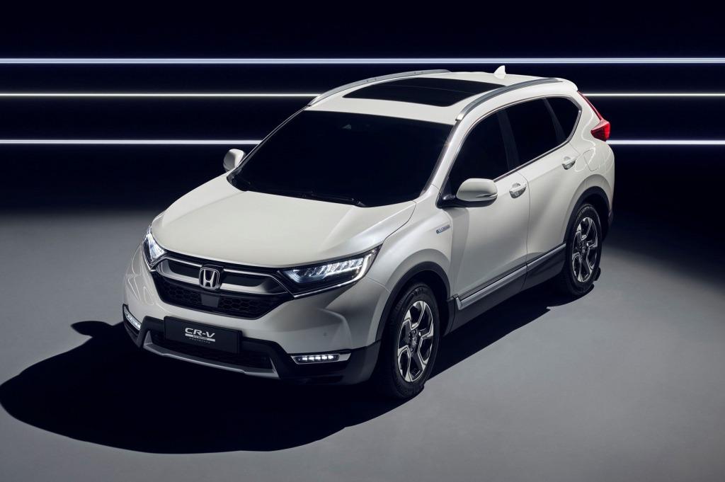 2021 Honda HRV Spy Photos