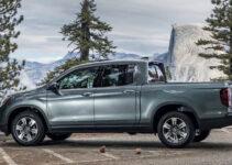 2021 Honda Ridgelineand Pictures
