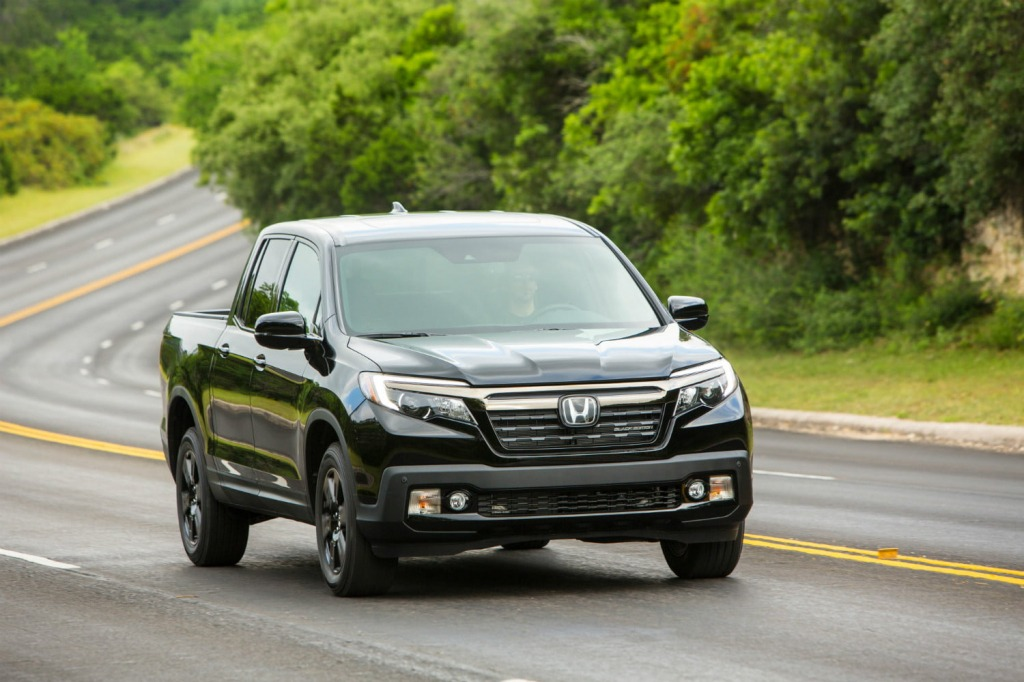 2021 Honda Ridgelineand Redesign