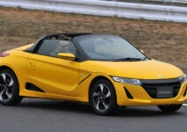 2021 Honda S660 Spy Photos