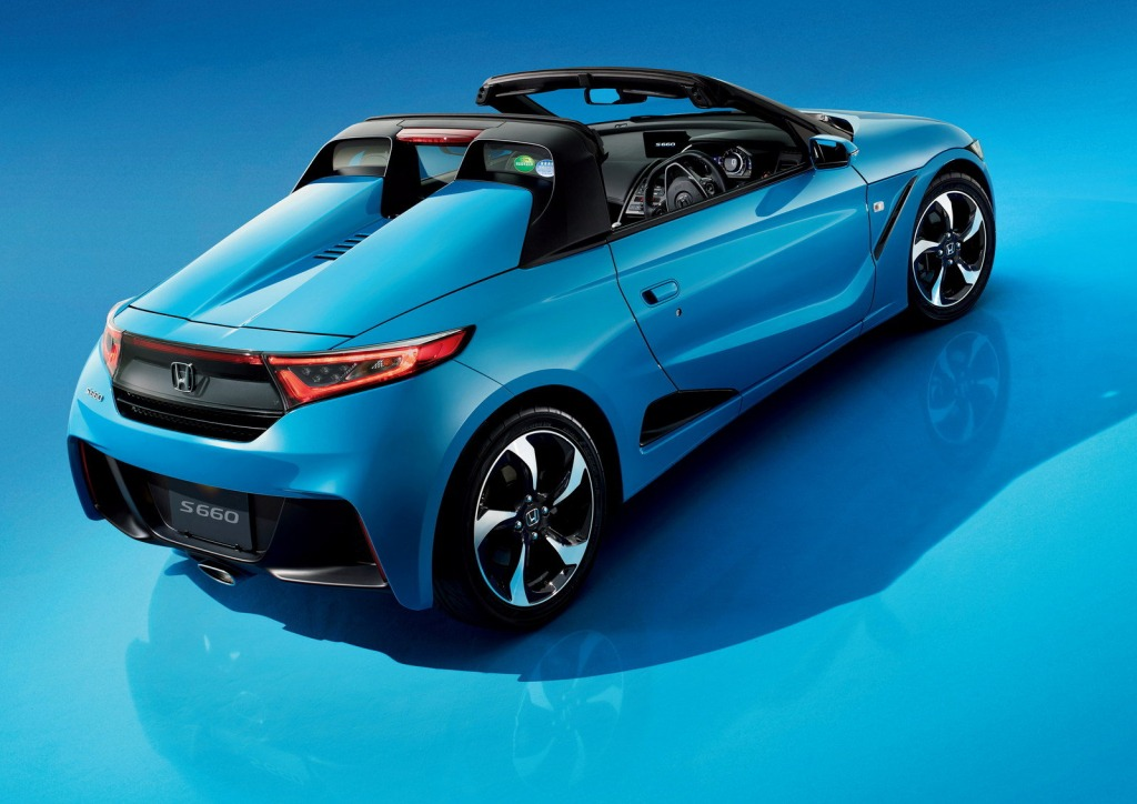 2021 Honda S660 Wallpaper