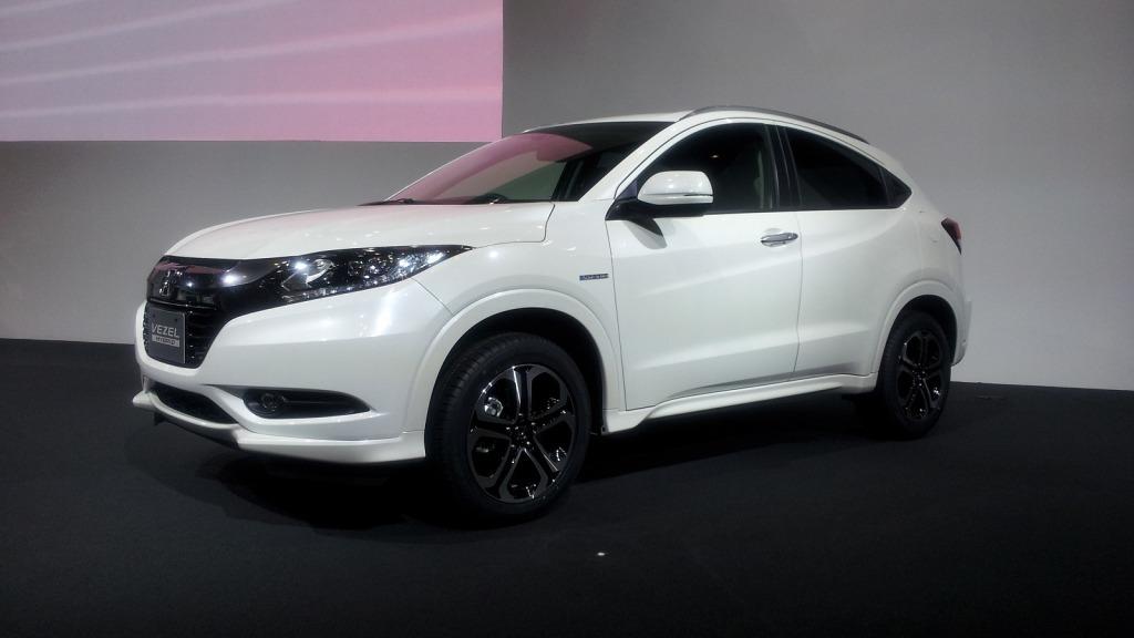 2021 Honda Vezels Concept