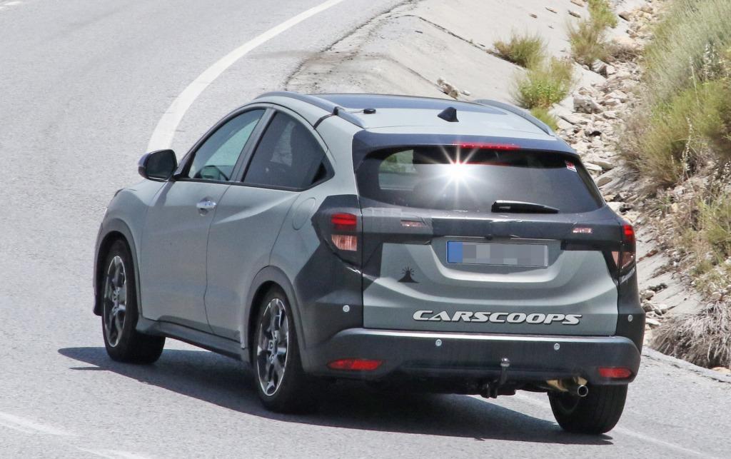2021 Honda Vezels Images