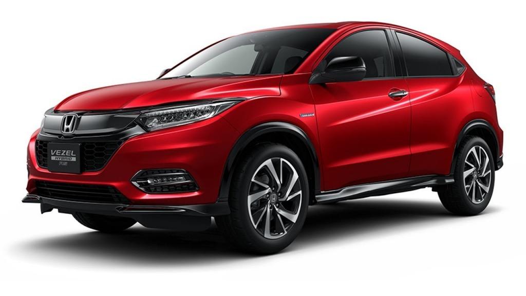 2021 Honda Vezels Price