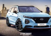 2021 Hyundai Santa Fe Powertrain
