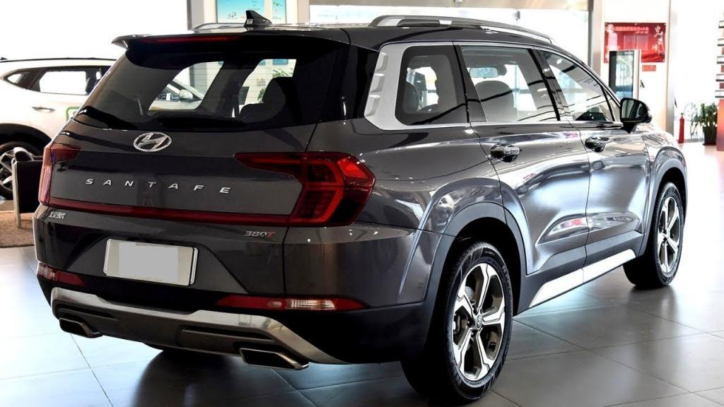 2021 Hyundai Santa Fe Redesign