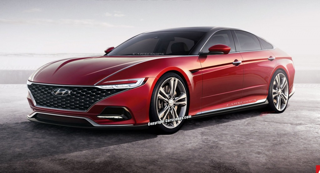 2021 hyundai sonata concept  new cars zone
