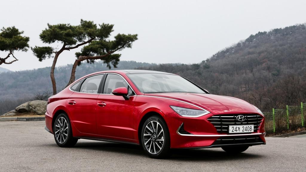 2021 Hyundai Sonata Images