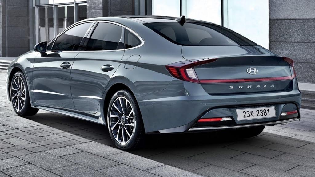 2021 Hyundai Sonata Price
