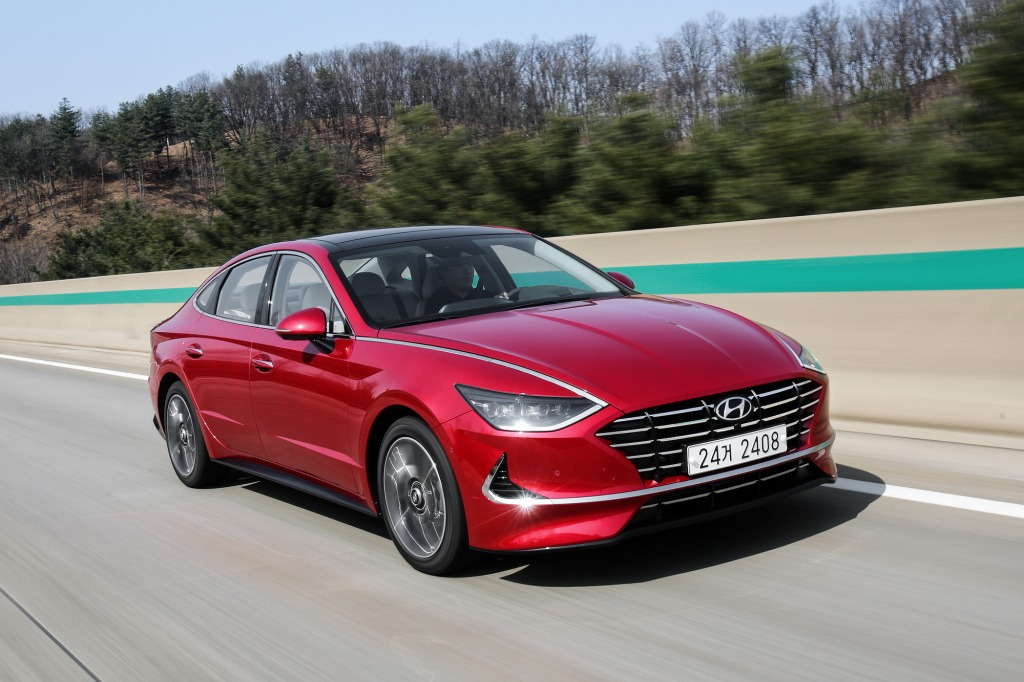 2021 Hyundai Sonata Release Date
