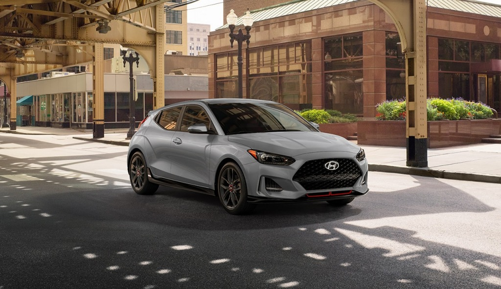 2021 Hyundai Veloster Turbo Redesign