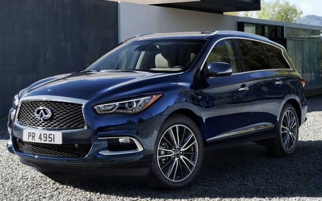 2021 infiniti qx60 hybrid interior  new cars zone