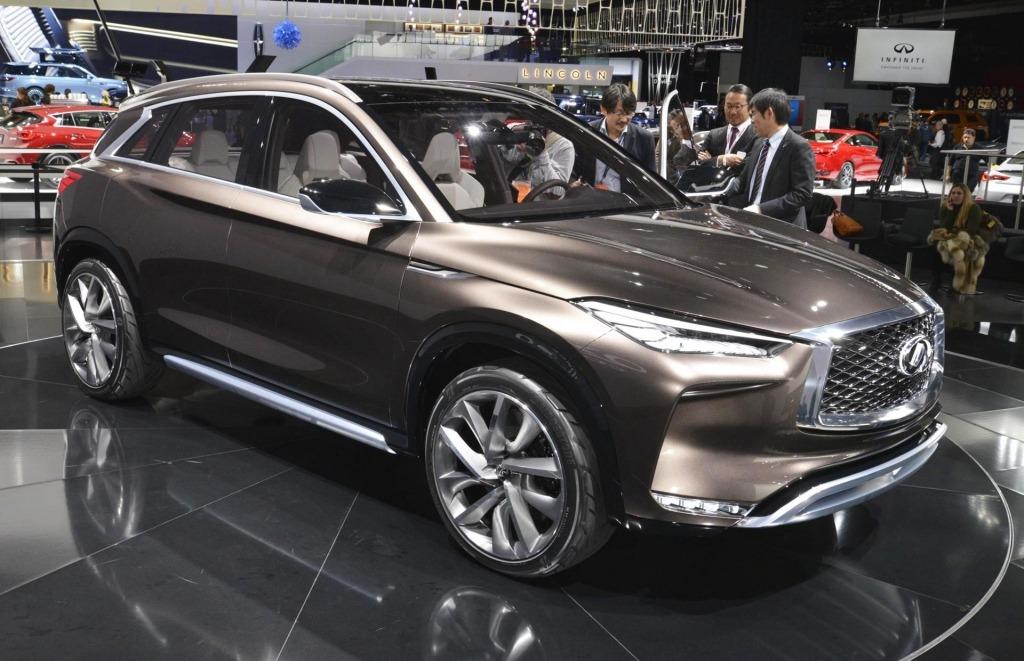 2021 infiniti qx60 hybrid redesign   new cars zone