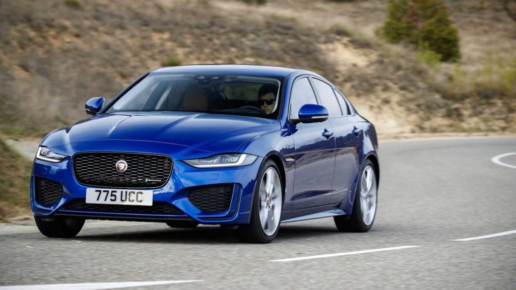 2021 jaguar xe concept  new cars zone