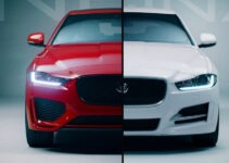 2021 Jaguar XE Powertrain