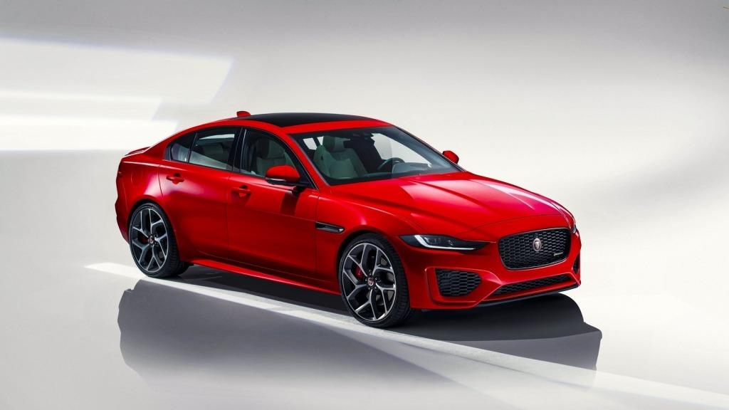 2021 Jaguar XE Redesign