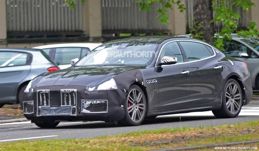 2021 Jaguar XQs Spy Photos