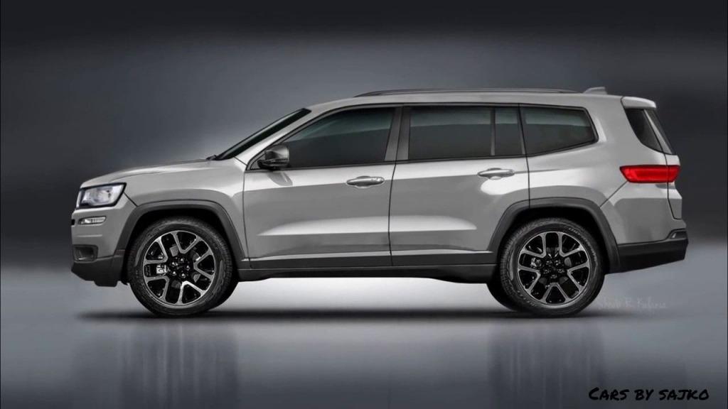 2021 Jeep Cherokee Wallpaper