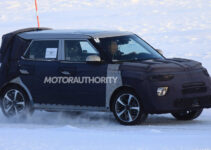 2021 Kia Soul Spy Shots