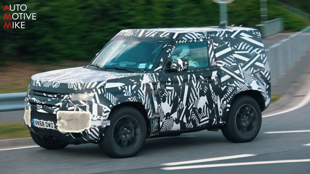 2021 Land Rover Discovery Images