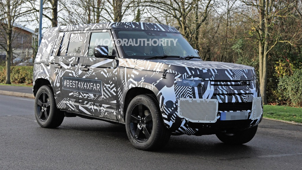 2021 Land Rover Discovery Redesign