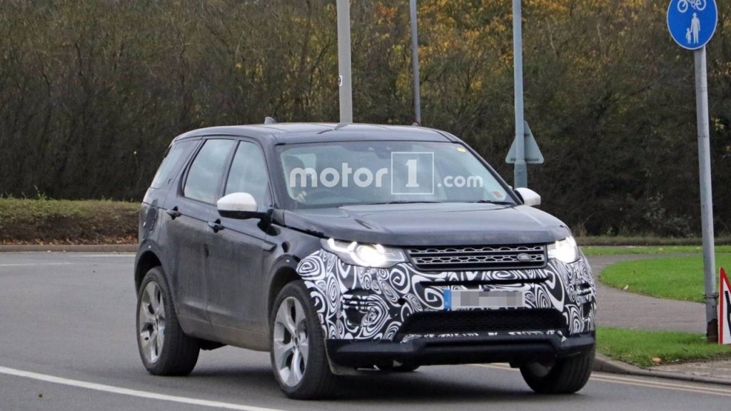 2021 Land Rover Discovery Release Date