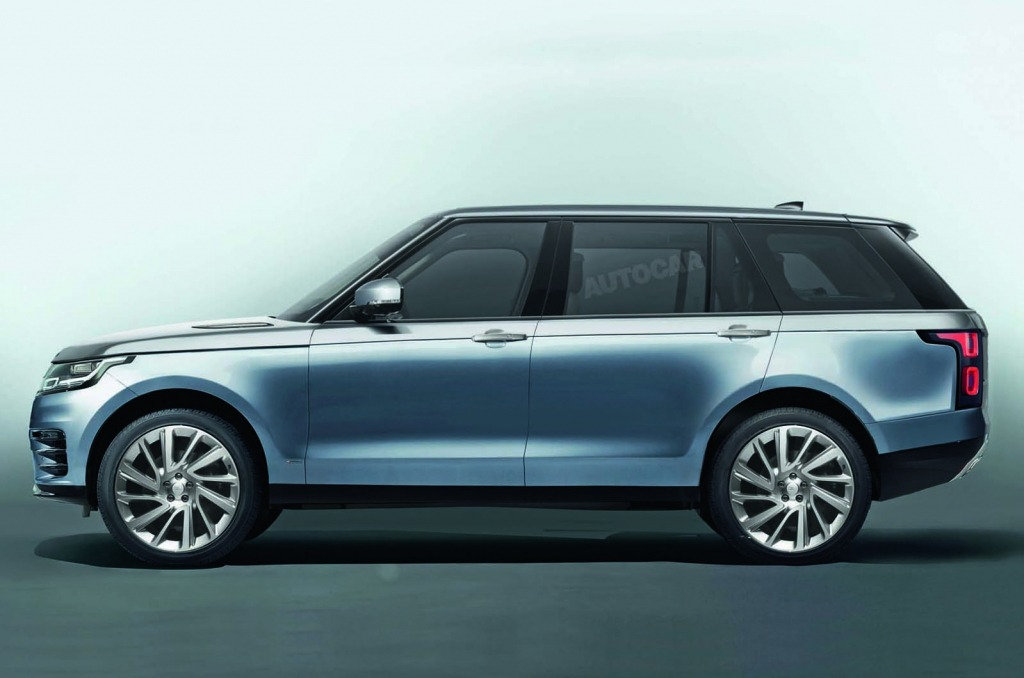 2021 Land Rover Discovery Wallpapers