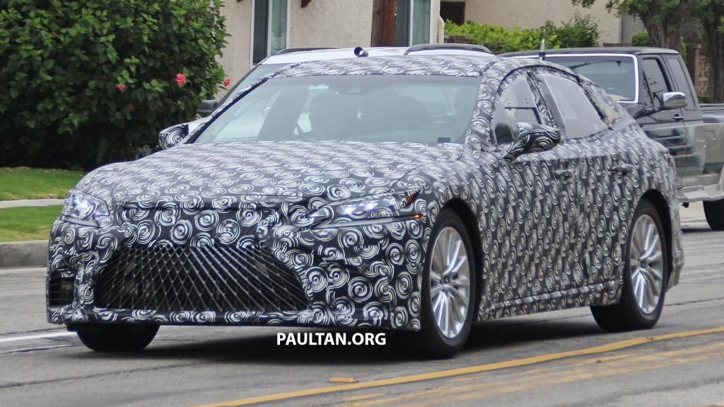 2021 Lexus ES Concept