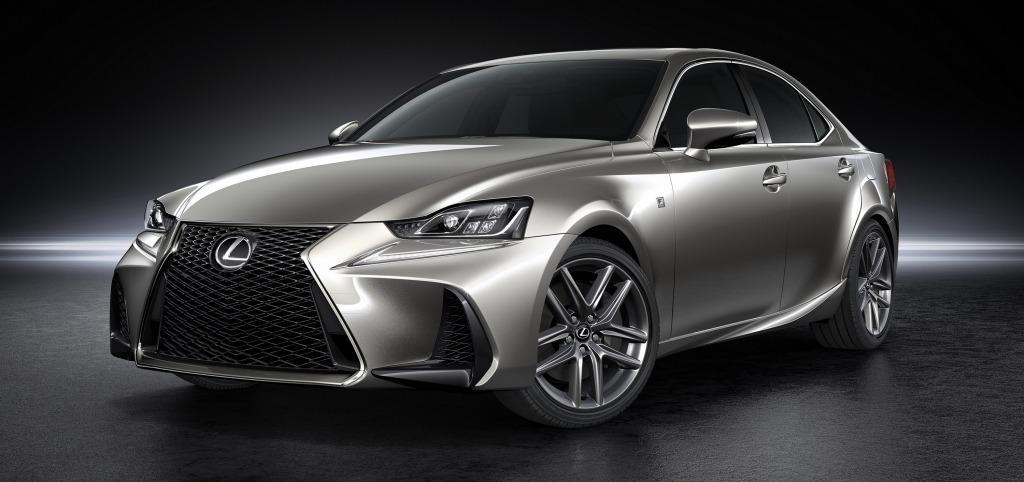 2021 Lexus IS 250 Release Date