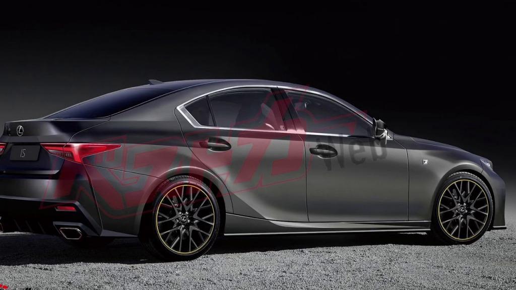2021 Lexus IS350 Wallpapers