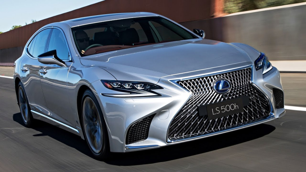 2021 lexus ls refresh specs spy shoot new engine  new