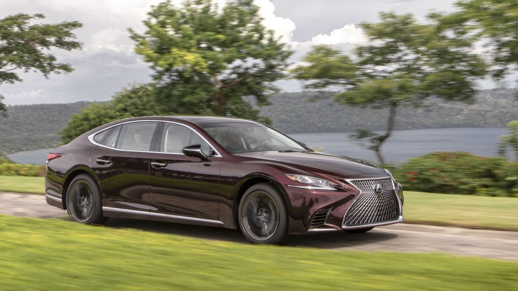 2021 lexus ls redesign  new cars zone