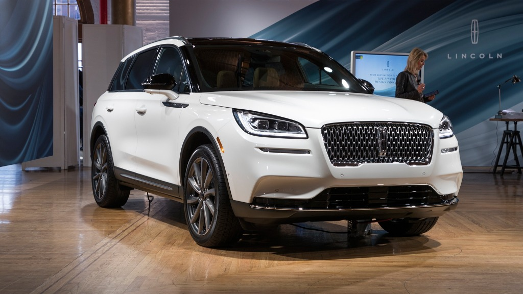 2021 Lincoln MKC Engine