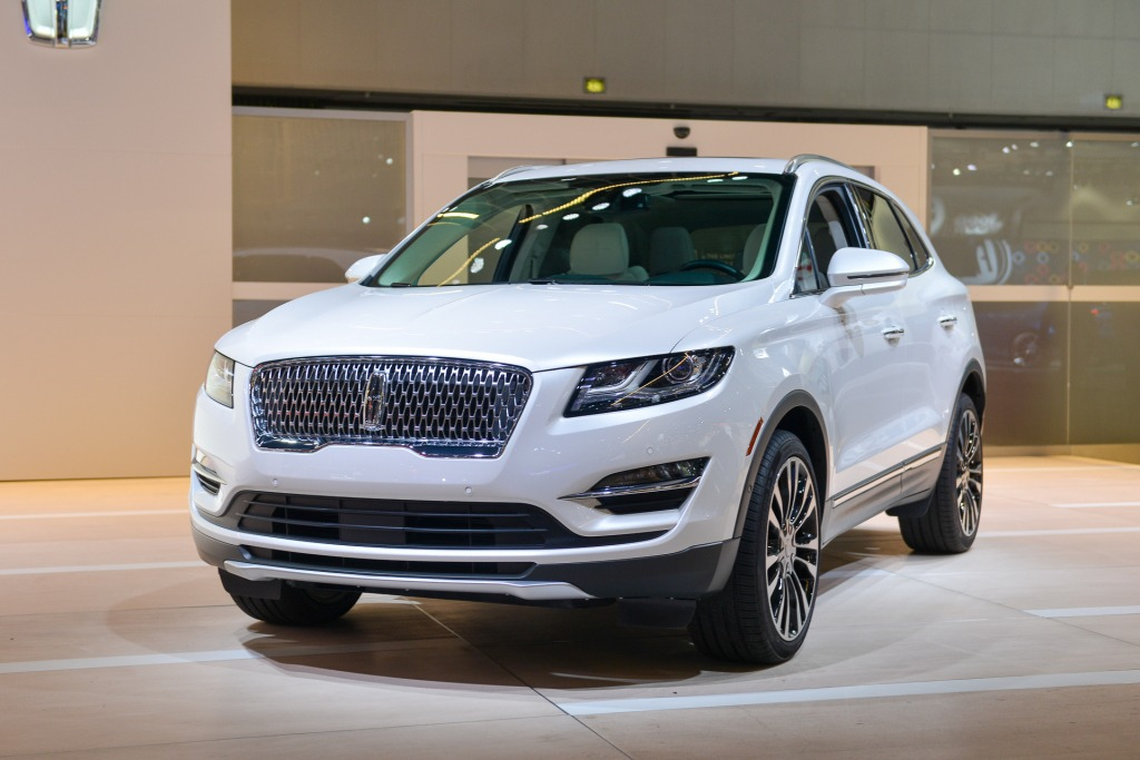 2021 Lincoln MKC Wallpapers