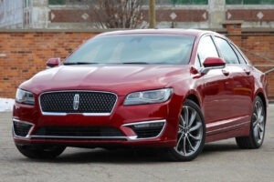 2021 Lincoln MKS Images