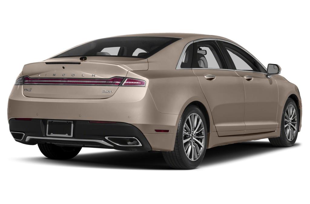 2021 Lincoln MKZ Hybrid Exterior
