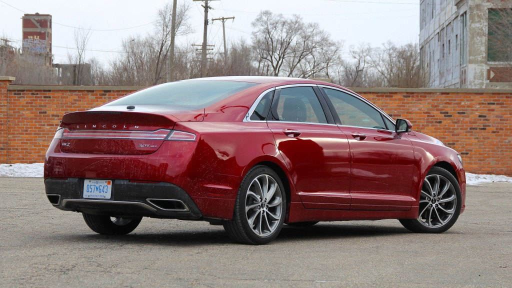 2021 Lincoln MKZ Price