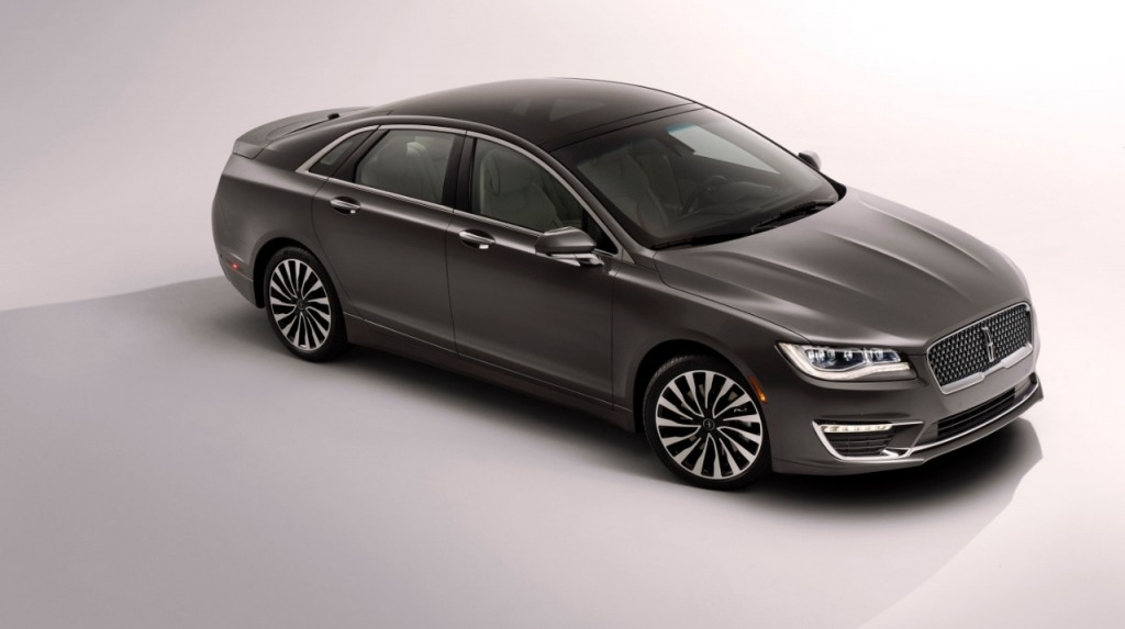 2021 Lincoln MKZ Redesign