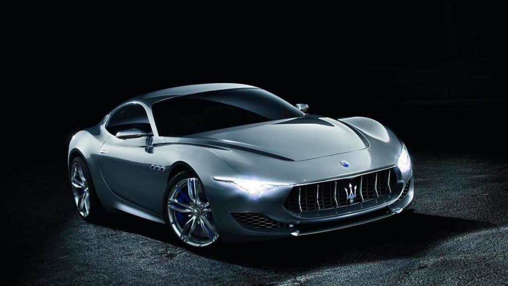 2021 Maserati Granturismo Spy Shots