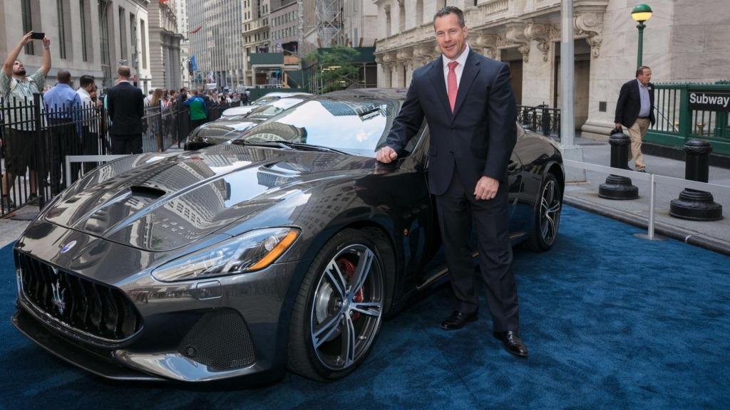 2021 Maserati Granturismo Concept