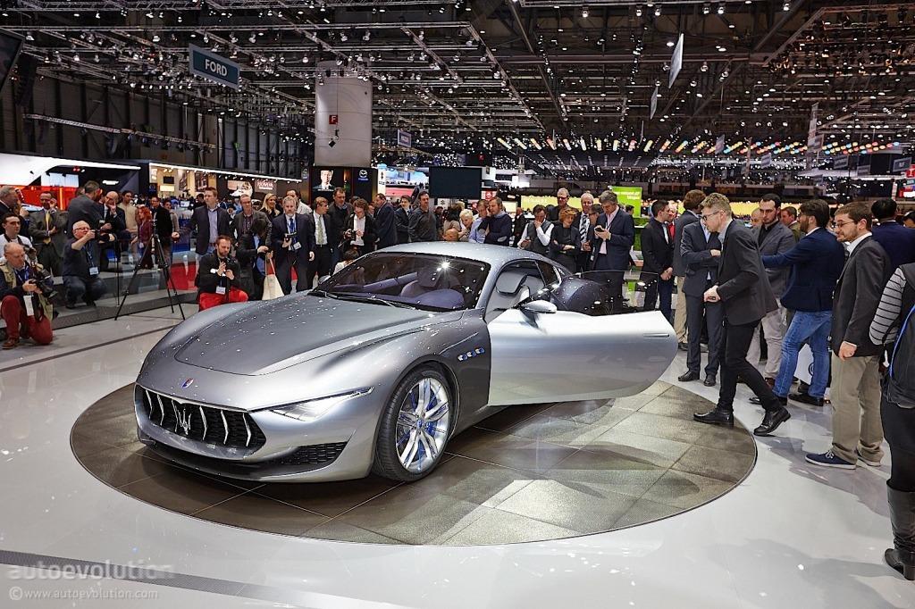 2021 Maserati Granturismo Powertrain