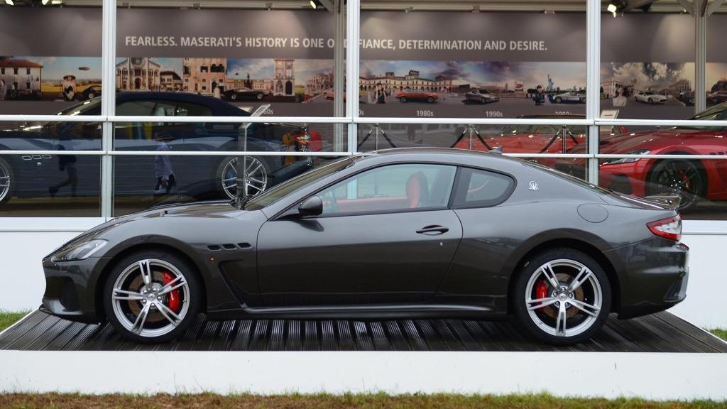 2021 Maserati Granturismo Specs