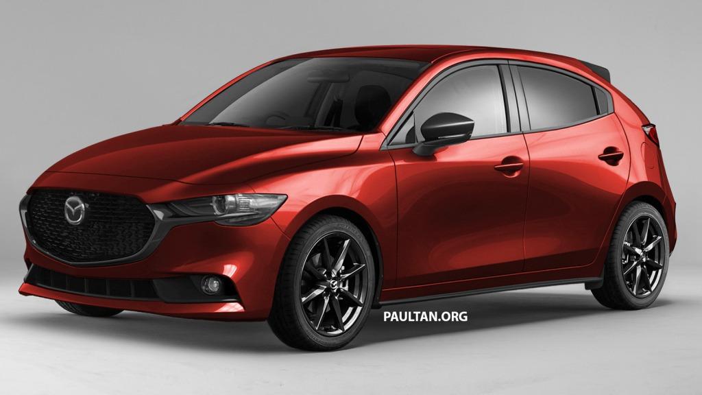 2021 Mazda 2 Release Date