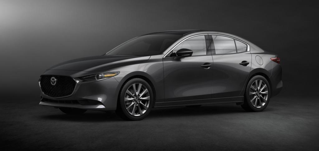 2021 Mazda 3 Drivetrain