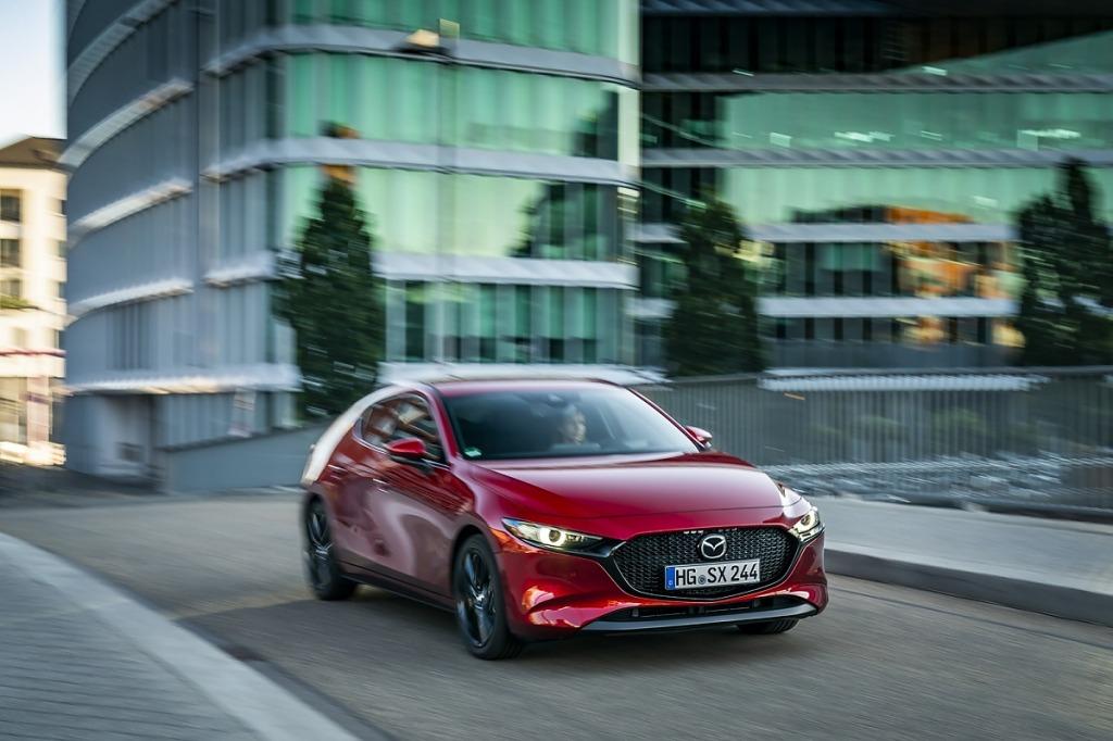 2021 Mazda 3 Images